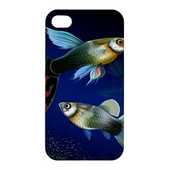 Marine Fishes Apple Iphone 4/4s Hardshell Case