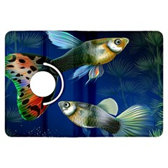 Marine Fishes Kindle Fire Hdx Flip 360 Case