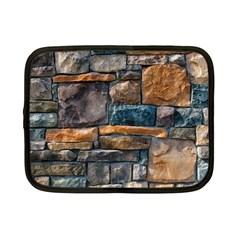 Brick Wall Pattern Netbook Case (small)