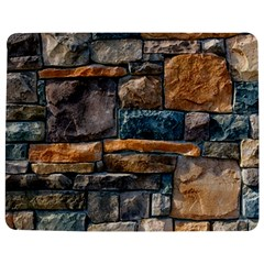 Brick Wall Pattern Jigsaw Puzzle Photo Stand (rectangular)