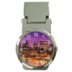 City Night Money Clip Watches
