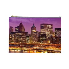City Night Cosmetic Bag (large)