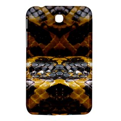 Textures Snake Skin Patterns Samsung Galaxy Tab 3 (7 ) P3200 Hardshell Case