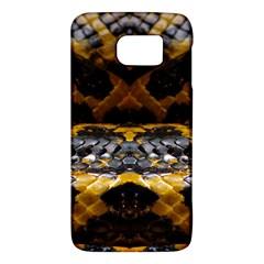 Textures Snake Skin Patterns Galaxy S6