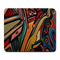 Vivid Colours Large Mousepads
