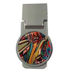 Vivid Colours Money Clips (round)