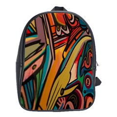 Vivid Colours School Bags(large)