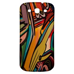 Vivid Colours Samsung Galaxy S3 S Iii Classic Hardshell Back Case