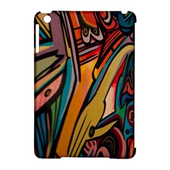 Vivid Colours Apple Ipad Mini Hardshell Case (compatible With Smart Cover)