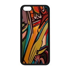 Vivid Colours Apple Iphone 5c Seamless Case (black)