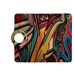 Vivid Colours Kindle Fire Hdx 8 9  Flip 360 Case