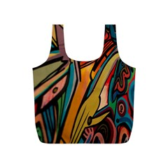 Vivid Colours Full Print Recycle Bags (s)