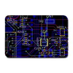 Technology Circuit Board Layout Plate Mats