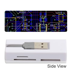 Technology Circuit Board Layout Memory Card Reader (stick)