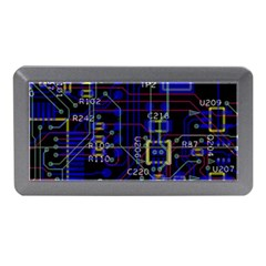 Technology Circuit Board Layout Memory Card Reader (mini)