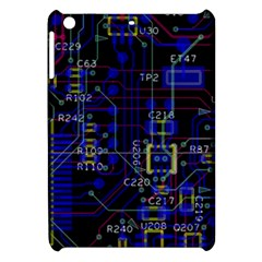 Technology Circuit Board Layout Apple Ipad Mini Hardshell Case