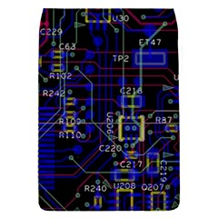 Technology Circuit Board Layout Flap Covers (s)