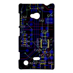 Technology Circuit Board Layout Nokia Lumia 720