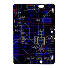 Technology Circuit Board Layout Kindle Fire Hdx 8 9  Hardshell Case