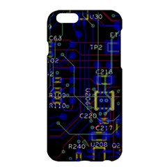 Technology Circuit Board Layout Apple Iphone 6 Plus/6s Plus Hardshell Case