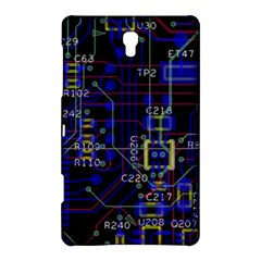 Technology Circuit Board Layout Samsung Galaxy Tab S (8 4 ) Hardshell Case