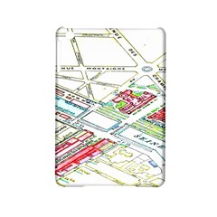 Paris Map Ipad Mini 2 Hardshell Cases
