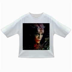Digital Fantasy Girl Art Infant/toddler T Shirts