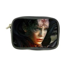Digital Fantasy Girl Art Coin Purse