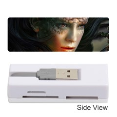 Digital Fantasy Girl Art Memory Card Reader (stick)