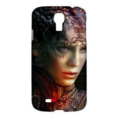 Digital Fantasy Girl Art Samsung Galaxy S4 I9500/i9505 Hardshell Case
