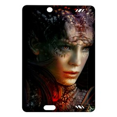 Digital Fantasy Girl Art Amazon Kindle Fire Hd (2013) Hardshell Case