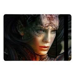 Digital Fantasy Girl Art Apple Ipad Pro 10 5   Flip Case