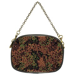 Digital Camouflage Chain Purses (one Side)