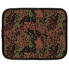 Digital Camouflage Netbook Case (xl)