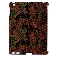 Digital Camouflage Apple Ipad 3/4 Hardshell Case (compatible With Smart Cover)