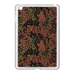 Digital Camouflage Apple Ipad Mini Case (white)