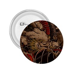 Chinese Dragon 2 25  Buttons