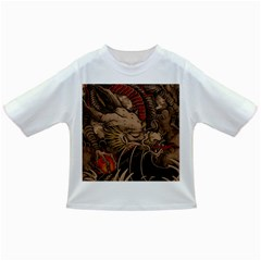 Chinese Dragon Infant/toddler T Shirts