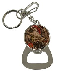 Chinese Dragon Button Necklaces
