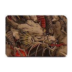 Chinese Dragon Small Doormat