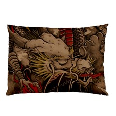 Chinese Dragon Pillow Case