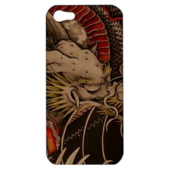 Chinese Dragon Apple Iphone 5 Hardshell Case