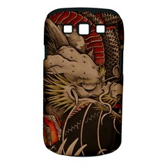 Chinese Dragon Samsung Galaxy S Iii Classic Hardshell Case (pc+silicone)