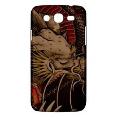 Chinese Dragon Samsung Galaxy Mega 5 8 I9152 Hardshell Case