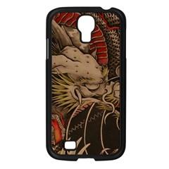 Chinese Dragon Samsung Galaxy S4 I9500/ I9505 Case (black)