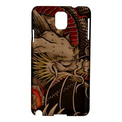 Chinese Dragon Samsung Galaxy Note 3 N9005 Hardshell Case