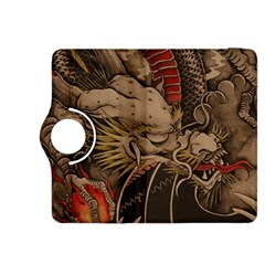 Chinese Dragon Kindle Fire Hdx 8 9  Flip 360 Case