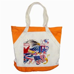 United States Of America Usa  Images Independence Day Accent Tote Bag
