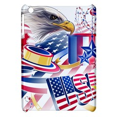 United States Of America Usa  Images Independence Day Apple Ipad Mini Hardshell Case