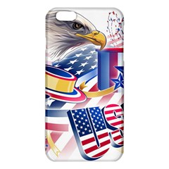 United States Of America Usa  Images Independence Day Iphone 6 Plus/6s Plus Tpu Case